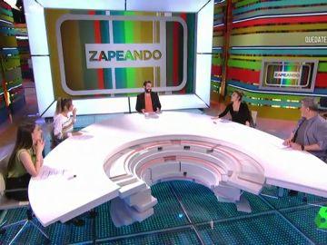 """""""Tengo la cama muy grande"""": la respuesta de un zapeador cuando le hacen elegir entre Pedro Sánchez o Gotzon Mantuliz"""