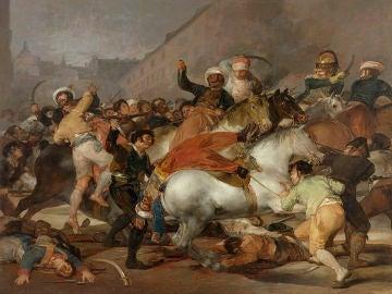 El dos de mayo de 1808 en Madrid o La carga de los mamelucos