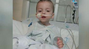 El milagro de Víctor, trasplantado seis veces a los tres años en plena pandemia de coronavirus