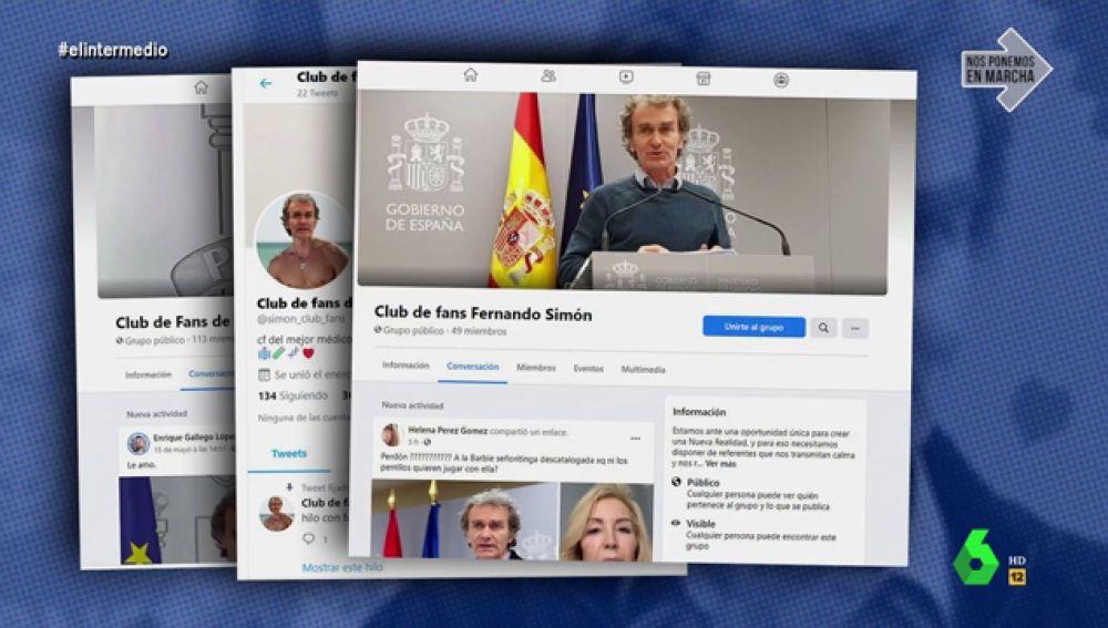 """Fernando Simón, el representante de la """"nueva masculinidad"""" que ha conquistado hasta a las amigas de la ministra Yolanda Díaz"""