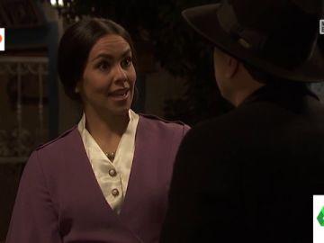 Así es la aparición de Cristina Pedroche en el final de 'El secreto de Puente Viejo':