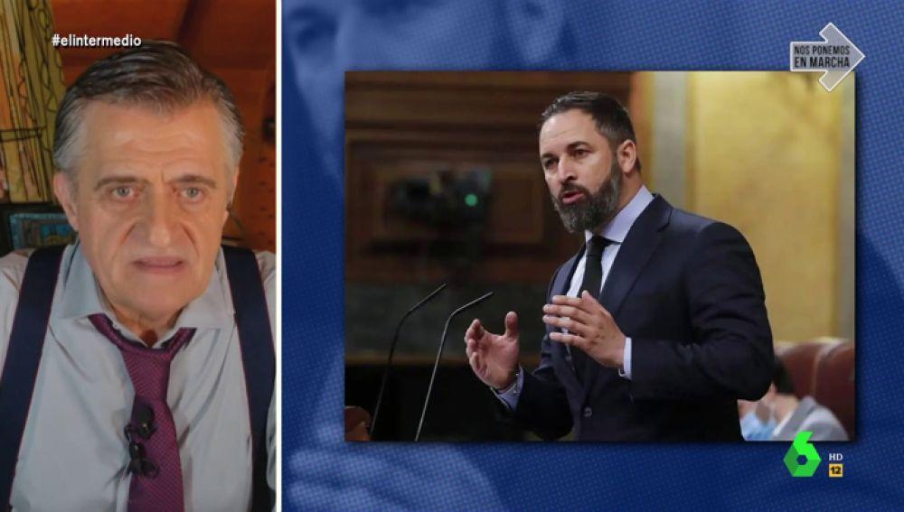 """La reflexión de Wyoming por la tensión de """"los bandos"""" en España: """"Los políticos no están a la altura, así que estémoslo nosotros"""""""