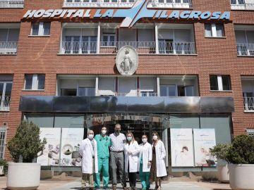 Ortega Smith recibe el alta hospitalaria