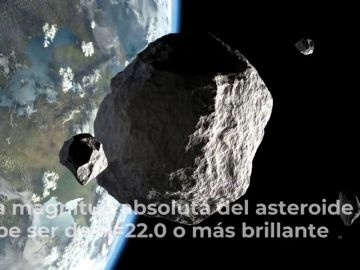 """Un asteroide se aproximará a la Tierra en unas horas: la NASA lo considera """"potencialmente peligroso"""""""