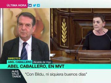 """Abel Caballero, sobre el acuerdo para derogar la Reforma Laboral: """"Con Bildu ni buenos días"""""""