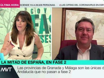 Juan Espadas, alcalde de Sevilla