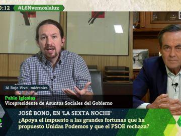 "José Bono: """