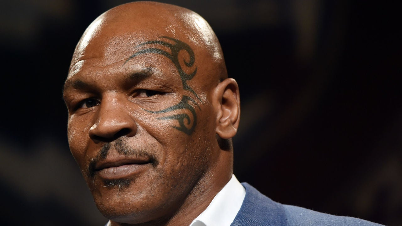 Mike Tyson