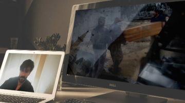Reporteros de guerra denuncian dificultades al enseñar la crisis del COVID-19