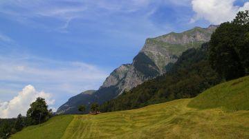 Maienfeld, Suiza