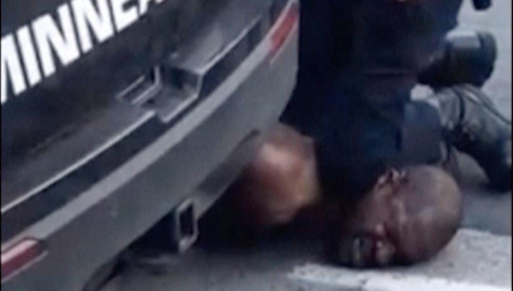 Indignación en EEUU por la muerte del afroamericano George Floyd a ...