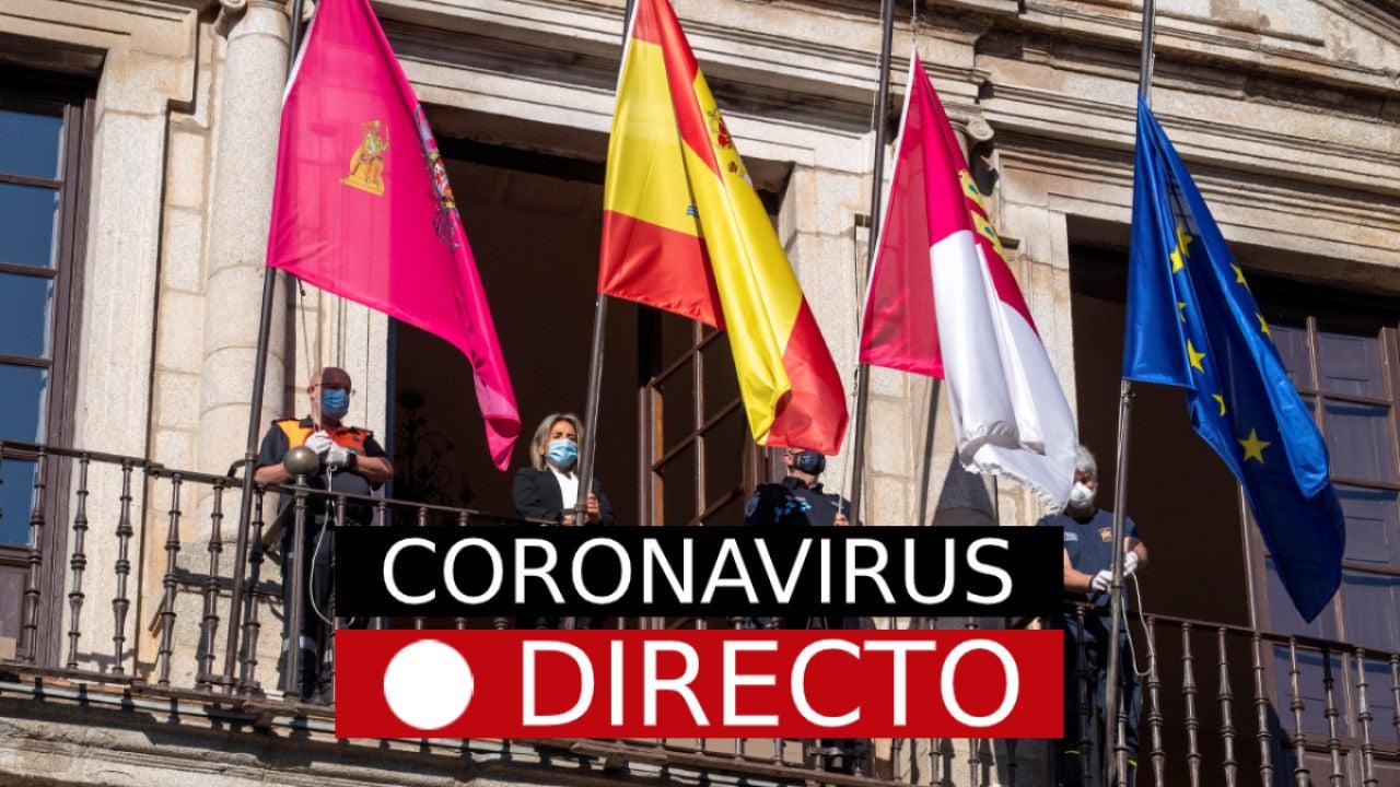 Coronavirus España hoy | El coronavirus ha producido un total de 27.118 muertos