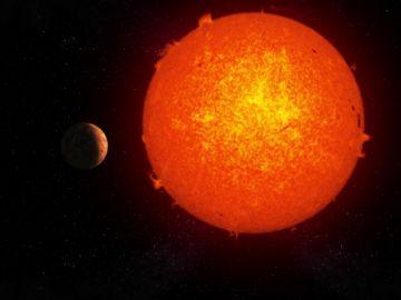 Confirman la existencia de 'Próxima B', un exoplaneta similar a la Tierra que podría albergar vida