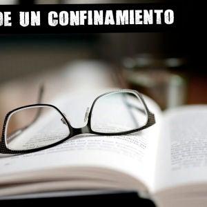La sencillez de unas gafas sobre un libro