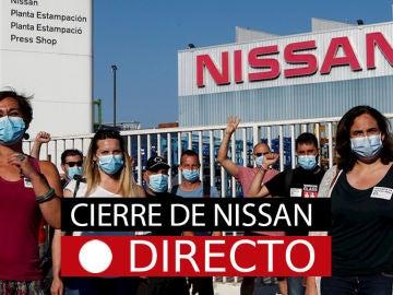 Nissan Barcelona | Noticias sobre el cierre la planta de coches y última hora, en directo