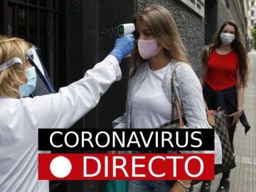 Coronavirus en España hoy: Fase de la desescalada, noticias en directo