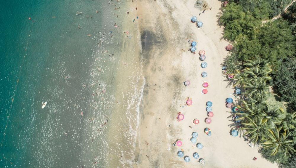 Playa Los Muertos, Sayulita