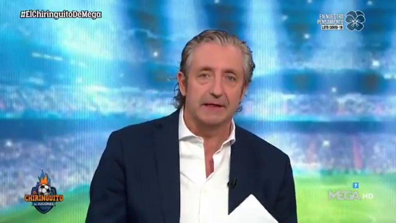 Se Acabó La Espera El Chiringuito De Josep Pedrerol Vuelve La Noche De Los Domingos En Mega