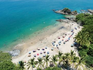 Playa Los Muertos, Rivera Nayarit
