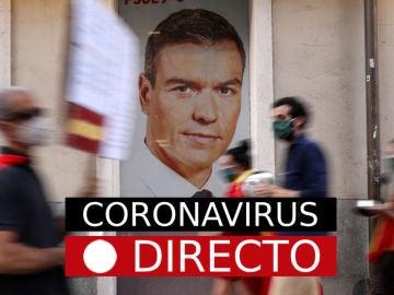 Prorroga del estado de alarma por coronavirus en España hoy | Fase uno, dos y tres de la desescalada, en directo