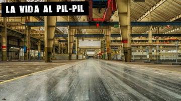 Industria abandonada