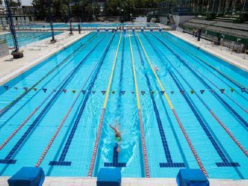 Piscina del Club Natación Metropole de Las Palmas de Gran Canaria