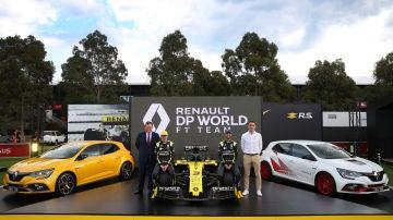 Renault Temporada-2020