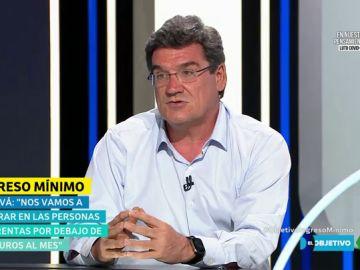 El ministro Escrivá explica cómo se podrá solicitar el Ingreso Mínimo Vital