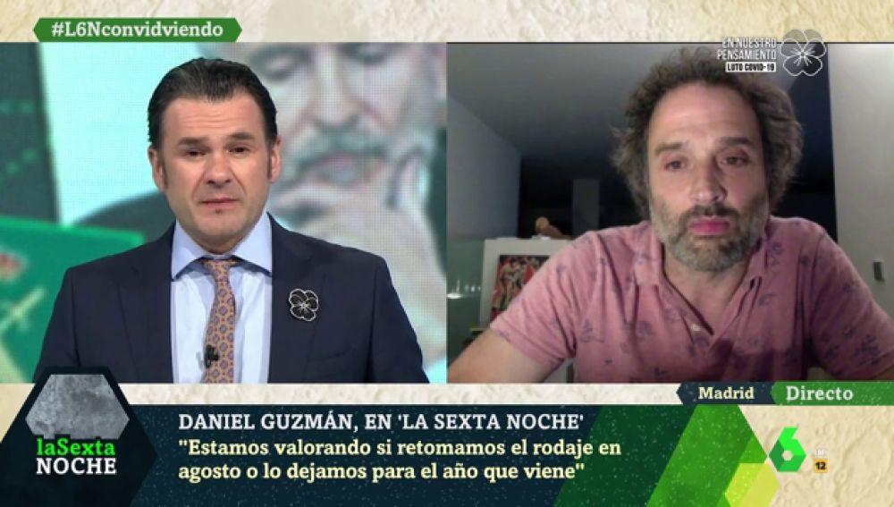 """Daniel Guzmán: """"Ya está bien de crispación, tenemos que salir de esta lo más unidos posible"""""""