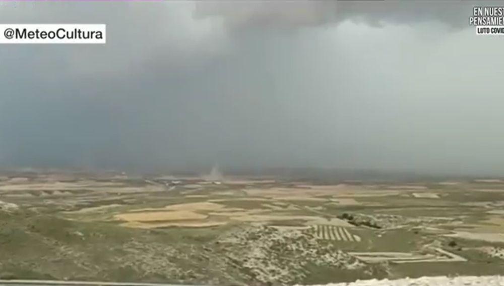 Tormentas eléctricas y fuerte lluvia: mayo se despide con 12 Comunidades en alerta amarilla