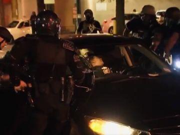 La alcaldesa de Atlanta ha condenado la violencia empleada por la Policía