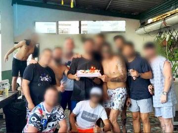 El cumpleaños que provocó un rebrote de Covid-19 en Ceuta