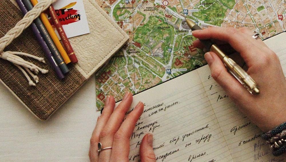 Planificando un viaje