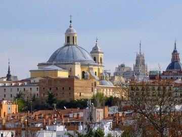 Madrid desde el Cerro de San Isidro