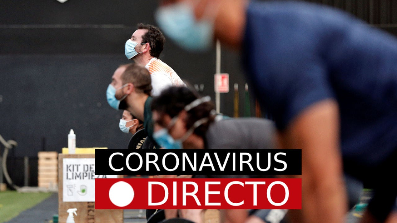 Coronavirus España hoy | Casos, muertos, estado de alarma y noticias de última hora, en directo