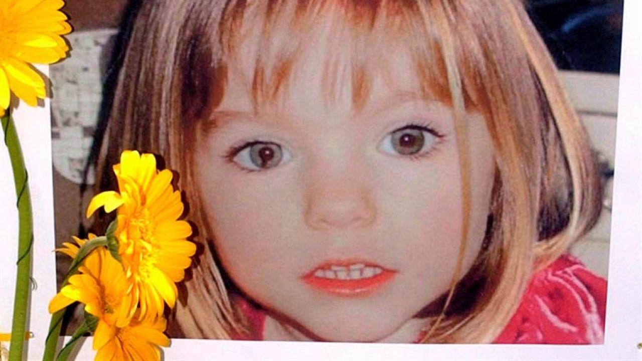 Imagen facilitada por la familia de Madeleine McCann tras su desaparición.