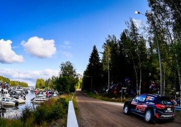Rally de Finlandia 2019