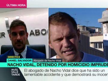 """Nacho Vidal """"no se siente responsable"""" de la muerte de José Luis Abad e hizo """"todo lo posible para evitar ese fatídico desenlace"""""""