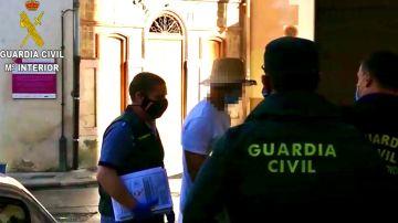 Nacho Vidal detenido por la Guardia Civil en la operación 'Yurta'