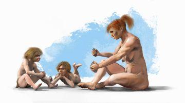 Nuevos datos apoyan la teoria de la baja diversidad genetica como principal causa de la extincion neandertal
