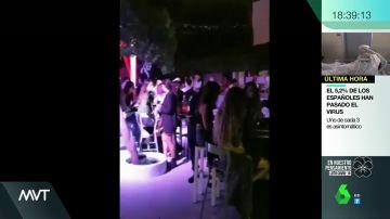 Desalojan una discoteca de Madrid por no respetar las medidas de seguridad: 150 personas dentro y 85 esperando a entrar