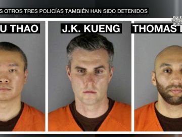 Caso Floyd: El fiscal de Minnesota endurece los cargos contra el policía que lo asfixió