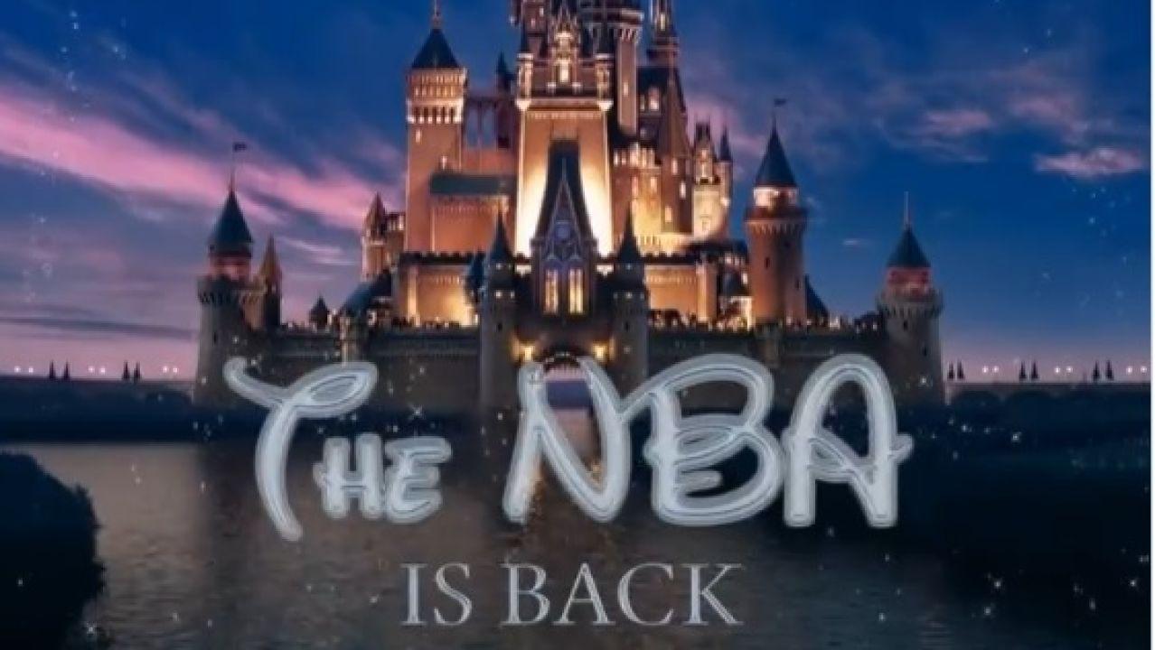 La NBA está de vuelta.