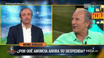'Zasca' del año en 'El Chiringuito': Josep Pedrerol deja sin palabras a Petón