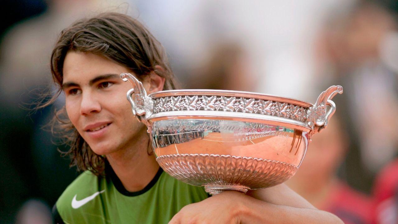 Rafa Nadal conquista su primer Roland Garros