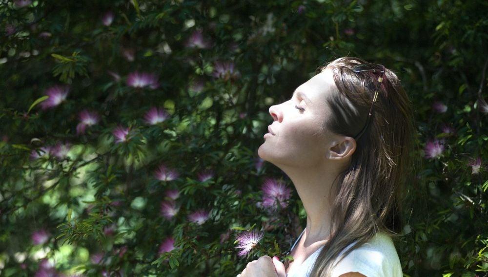El ritmo de la respiración influye en nuestro cerebro