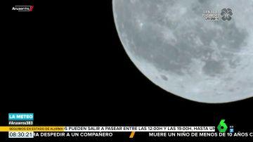 Las claves del eclipse de la 'Luna de fresa' que se verá hoy