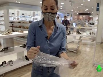 Mascarillas, gel hidroalcohólico y distancia de seguridad: estas son las medidas obligatorias en los centros comerciales