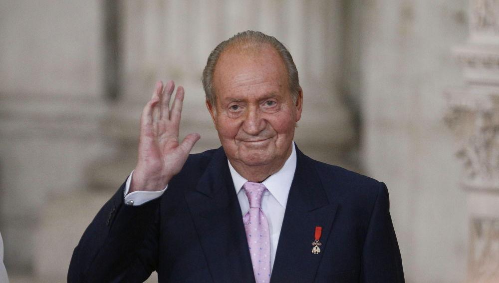 El rey emérito Juan Carlos I, en una foto de archivo