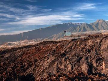 Caños de Fuego, La Palma